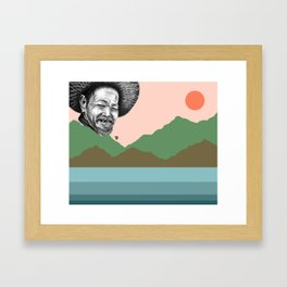 Rie Chinito Framed Art Print