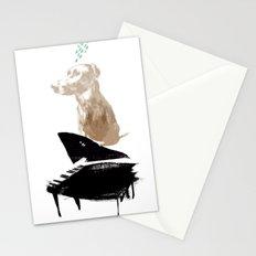 Chapi Chapo - Les Petites Musiques de Pluie  Stationery Cards
