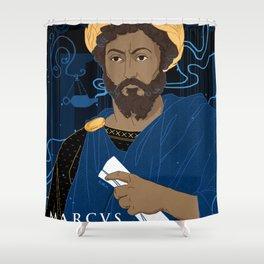Marcus Aurelius Shower Curtain
