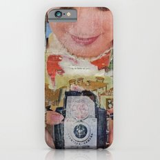 Madonna with Camera iPhone 6s Slim Case