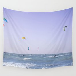 Kite Surf Wall Tapestry