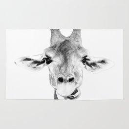 Hey Giraffe Rug