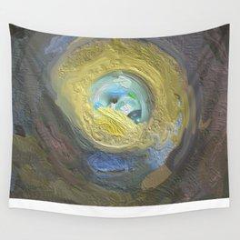 Abstract Mandala 166 Wall Tapestry