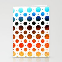 planets Stationery Cards featuring planets by sustici