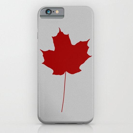 Leaf de jour iPhone & iPod Case