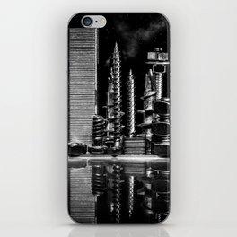 Steel City iPhone Skin