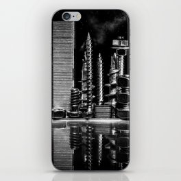 Steel City iPhone Skin