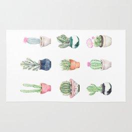 Succulents Rug