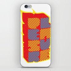 Pleasure iPhone & iPod Skin