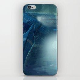 Gotcha....  iPhone Skin