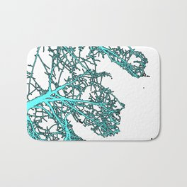 .Branches and Vessels. Bath Mat