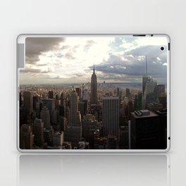 New York Skyline 1 Laptop & iPad Skin
