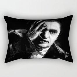 Dreaming of Beauty - The Phantom Rectangular Pillow