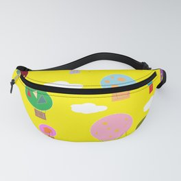 So much happiness Fanny Pack