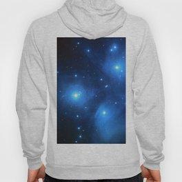 "The Pleiades (""The Seven Sisters"") (NASA/ESA/Palomar Observatory) Hoody"