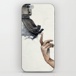 Dirtyhands and The Wraith iPhone Skin