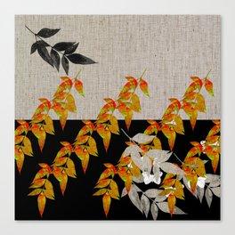 Japanese subtlety Canvas Print
