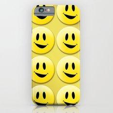 Smiley Smileys! Slim Case iPhone 6s