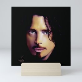 Chris Cornell Mini Art Print