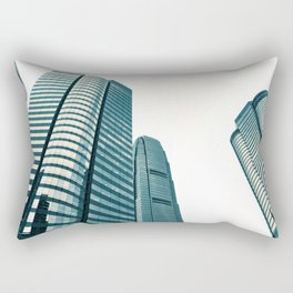 Skyscrapers Rectangular Pillow