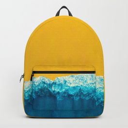 Yellow Tide Backpack