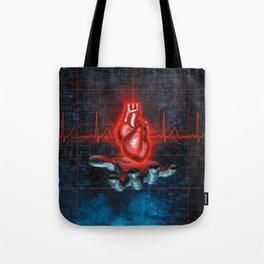 Slave to the Rhythm Tote Bag