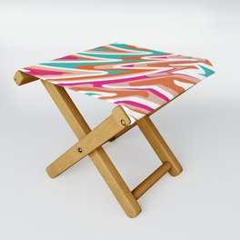 Color Vibes Folding Stool