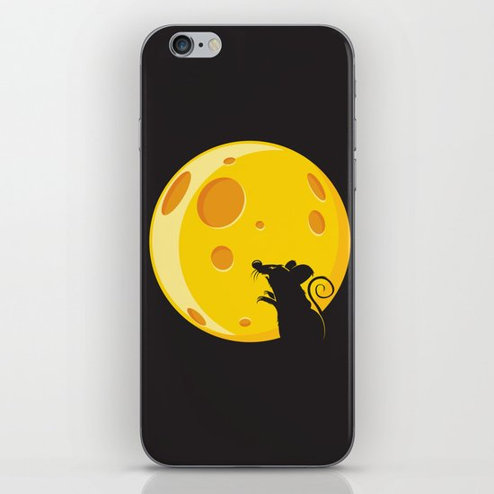 Bloodmouse iPhone & iPod Skin