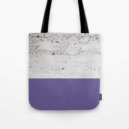 Ultra Violet on Concrete #3 #decor #art #society6 Tote Bag