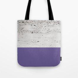 Ultra Violet on Concrete #3 #decor #art #society6 Tote Bag