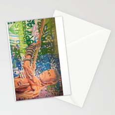 Stop Biting 3 Stationery Cards