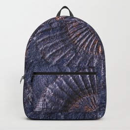 Ancient fossils Backpack