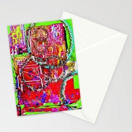 Toaster Mind Stationery Cards