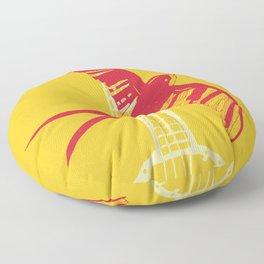 Swallow Floor Pillow