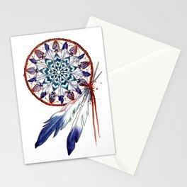 Dreamcatcher Mandala Stationery Cards