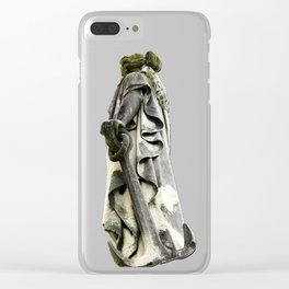 Statue of Hope Clear iPhone Case