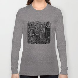 Back In The NYC Long Sleeve T-shirt