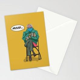 Comic Bernie Mittens Stationery Cards