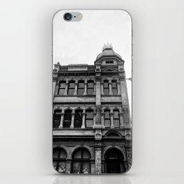 Old Wellington Building iPhone Skin