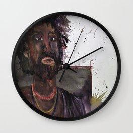 Louder! Wall Clock