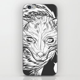 FoxWolf iPhone Skin