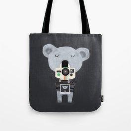 koala cam Tote Bag