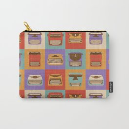 Retro Typewriters Carry-All Pouch
