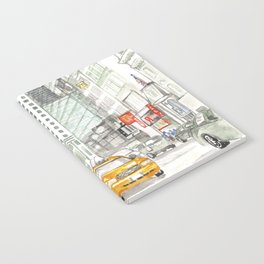 New York City Taxi Notebook