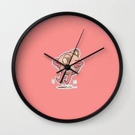 Bawmb Wall Clock