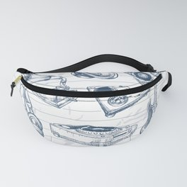 It's all about music Fanny Pack