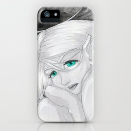 Elf iPhone Case