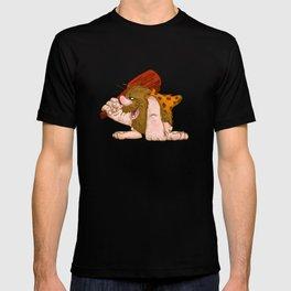 Cap'n Caveman T-shirt