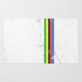Jersey minimalist cycling Rug