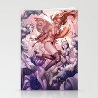 fairies Stationery Cards featuring Pepper Fairies by Artgerm™